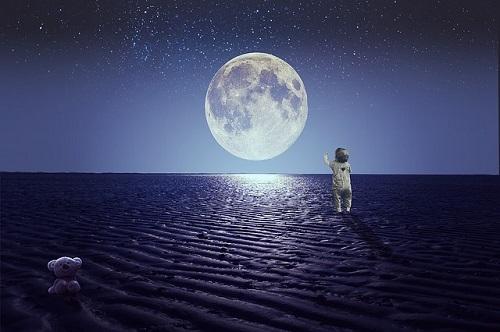 スピリチュアル 月 意味