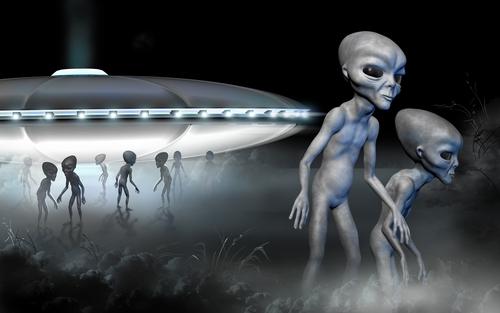 スピリチュアル 宇宙人 種類