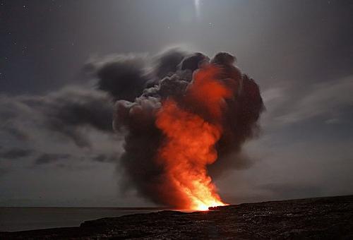 スピリチュアル 噴火 意味