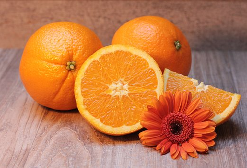 スピリチュアル オーラ オレンジ