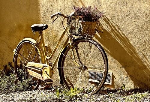 スピリチュアル 自転車 盗難