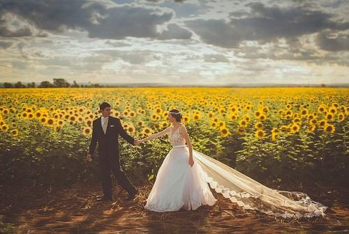 スピリチュアル 結婚式 夢