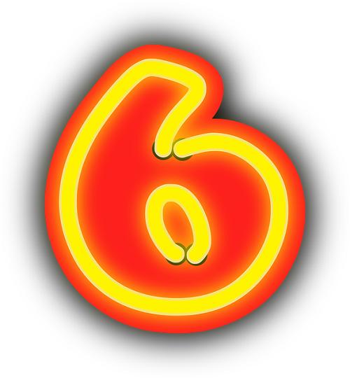 スピリチュアル ナンバー 6