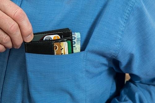 スピリチュアル 財布 なくす