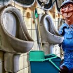 トイレが詰まる事のスピリチュアルな意味とは!?