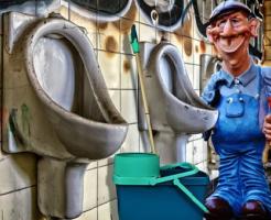スピリチュアル トイレ 詰まる