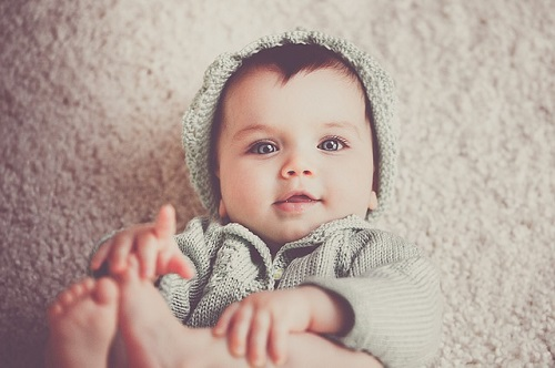 スピリチュアル 赤ちゃん アトピー