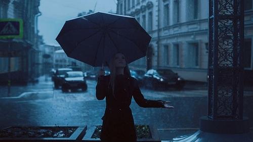スピリチュアル 雨 女
