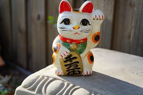 スピリチュアル 招き猫 体質