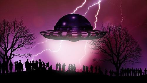 スピリチュアル UFO 夢