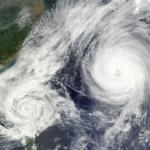 台風前に体調が悪いスピリチュアルな意味とは!?
