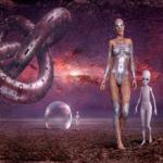 夢で宇宙人を見ることの意味とは!?