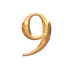 エンジェルナンバー9が表す意味やメッセージについて
