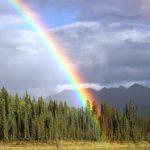 スピリチュアルで考える!虹を見た時のサインとは
