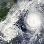 台風が起こるスピリチュアルな意味とは!?