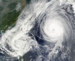 スピリチュアル 台風 意味